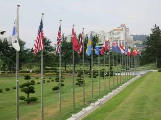 UN Memorial Cemetery, Busan