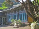 Wangrimsa (왕림사), a tiny temple near King Guhyeong's tomb
