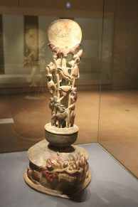 Exhibit in the Jinju National Museum