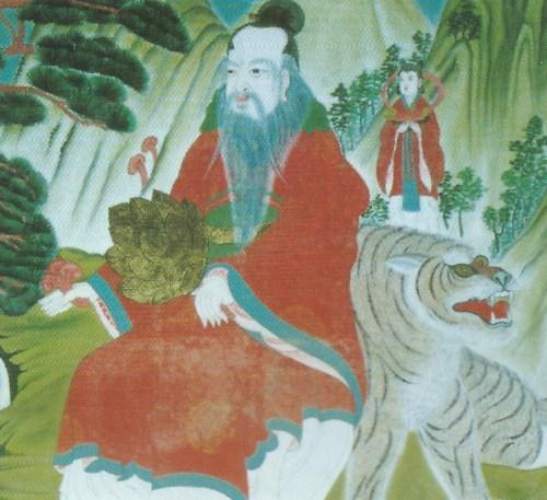 Silla General Kim Yu-sin