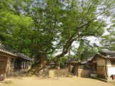 The tomb-keeper's house of King Hyojong's tomb