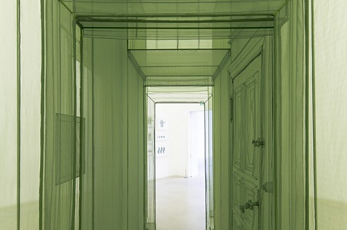 Wielandstr, 18, 12159 Berlin, Germany 3 Corridor' © Do Ho Suh