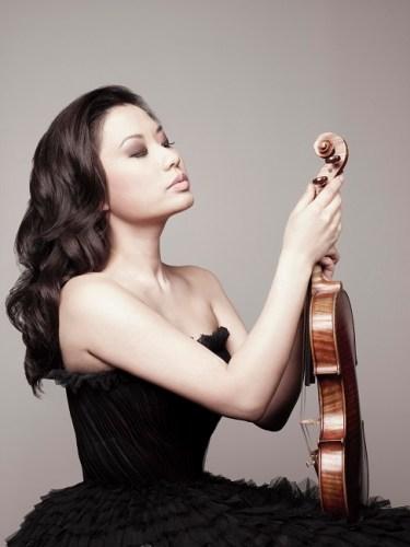 Sarah Chang. Photo credit: Cliff Watt