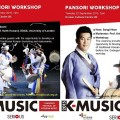 Thumbnail for post: Event news: K-Music – the workshops, 21+22 Sept