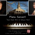 Thumbnail image for Event news: a networking piano recital – 9 October