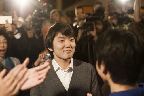 Cho Seong-jin (photo - B Sadowski / NIFC)
