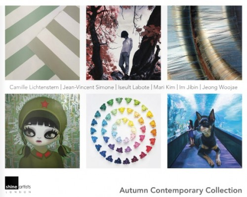 Featured image for post: Exhibition news: Shine Artists Autumn Contemporary Collection