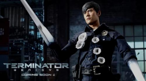Lee Byung-hun in Terminator Genisys