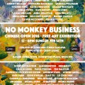 Thumbnail for post: Exhibition news: No Monkey Business