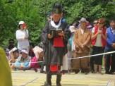 Daegwallyeong Guksaseonghwangje: the ceremony commences