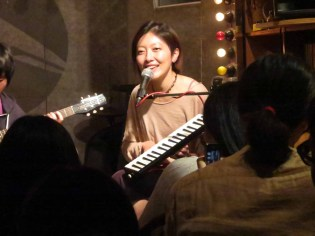 Sogyumo Acacia Band at Jebi Dabang, Hongdae, 5 June 2015