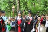 Daegwallyeong Sanshinje: the ritual begins