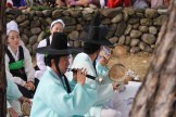 Haksan Seonangje: the musicians