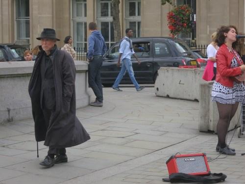Kim Kulim in Trafalgar Square