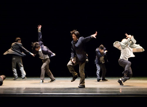 Laboratory Dance Company in No Comment