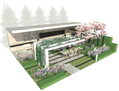 The LG Smart Garden designed by Hay Joung Hwang