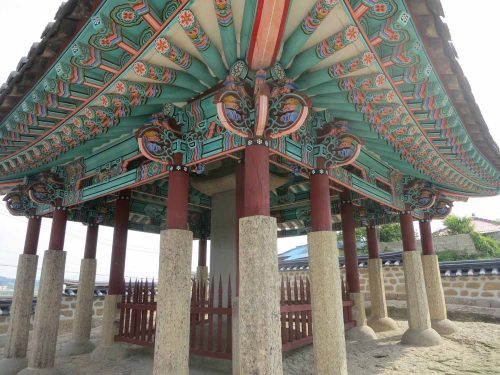 Featured image for post: 2016 travel diary 14: Journey towards Jindo and the Myeongnyang Monument