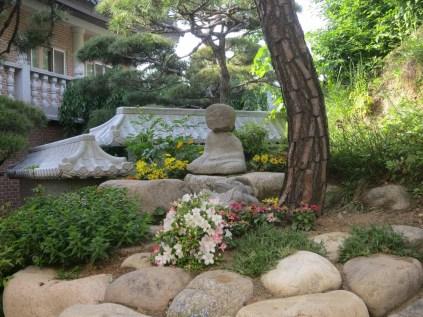 A quiet corner of Giweonjeongsa
