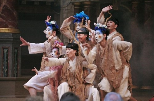 Yohangza Theatre Company's A Midsummer Night's Dream