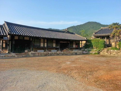Yun Du-seo's house