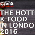 Thumbnail for post: Event news: the hottest K-food in London