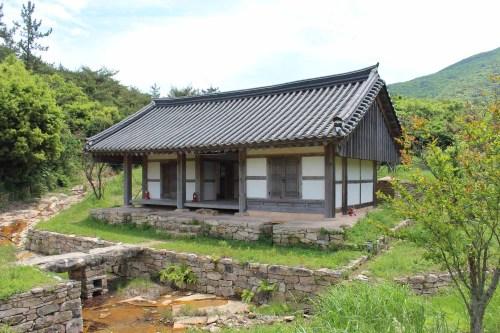 The Sadang pavilion