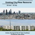 Thumbnail for post: Exhibition news: Existing City/New Resource, at the KCC