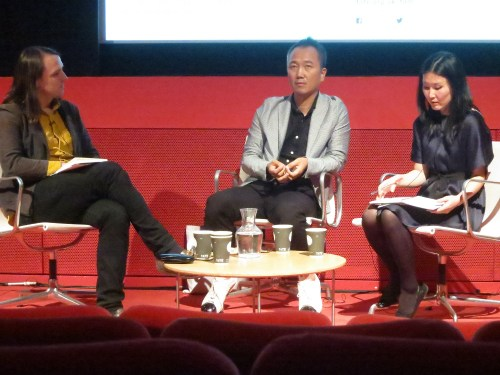 Im Heung-soon talks about Sung Si on 19 September 2015