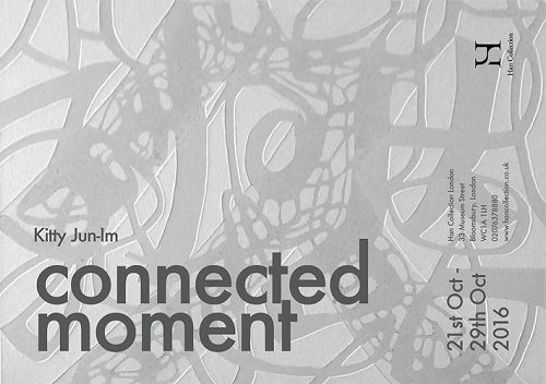 Featured image for post: Exhibition news: Kitty Jun-Im — Connected Moment, at Han Collection