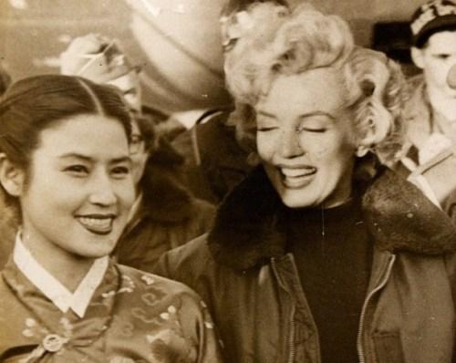 Choi in her earlier years