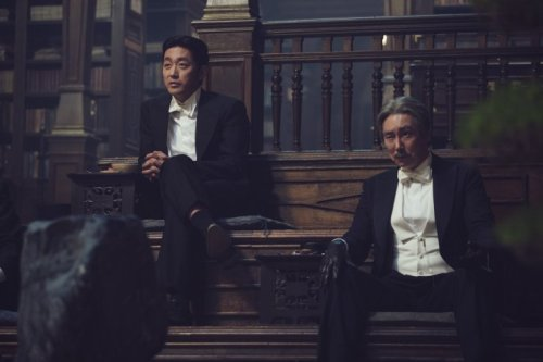 Ha Jung-woo and Jo Jin-woong