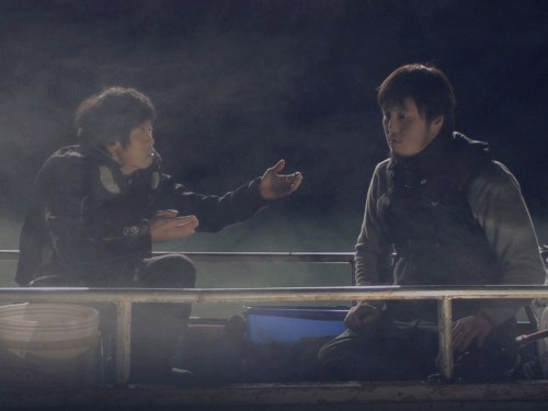 Deep discussion in Park Hong-min's A Fish