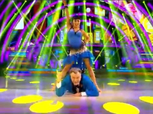 Ed Balls does Gangnam Style
