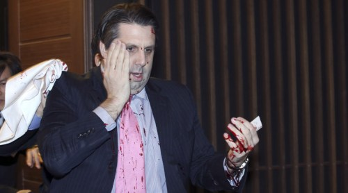 Ambassador Mark Lippert
