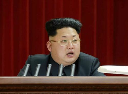 Kim Jung-un's new haircut
