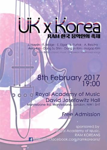 RAM Koreans concert