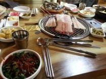 Grilled Eel in Sancheong