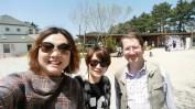 Saying farewell to Chollipo Arboretum