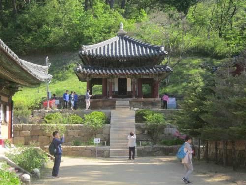 Geungnakjeon Hall of Bongamsa Temple, Treasure #1574