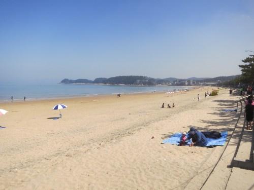 Mallipo beach, Taean County
