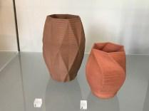Onggi vases by Ahn Seongman