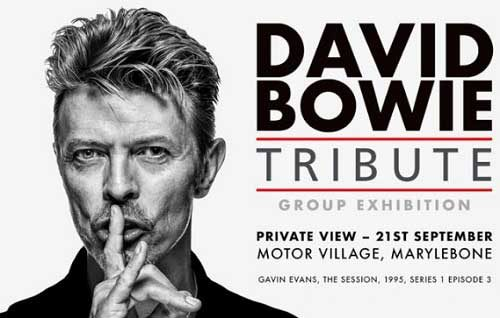 Post image for David Bowie Tribute Exhibition – A Korean connection