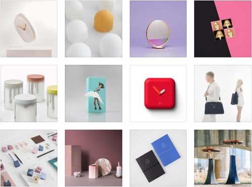 Seoul design fest exhibitors