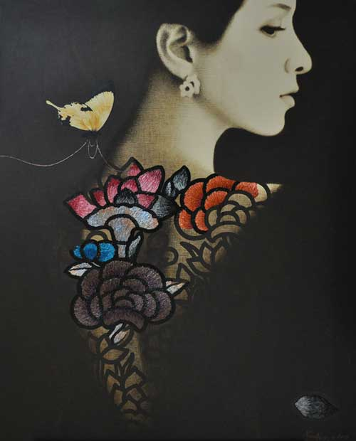 Song Kwang-yeon: Butterfly's dream (2015)