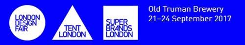 Tent London logos