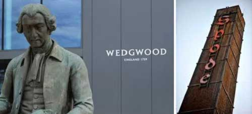 Wedgewood + Spode