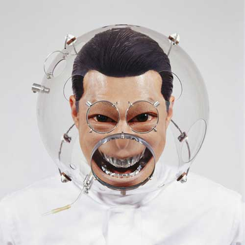 Hyungkoo Lee: Altering Facial Features with H-WR (2007)