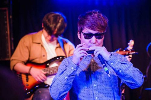 Featured image for post: Gig review: Jeon Jeduk and Park Juwon at Pizza Express