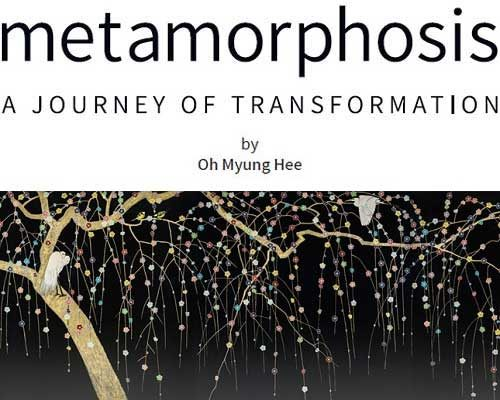 Featured image for post: Oh Myung-hee: Metamorphosis – a Journey of Transformation, at Saatchi Gallery