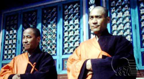 Jo-shin's life at the temple
